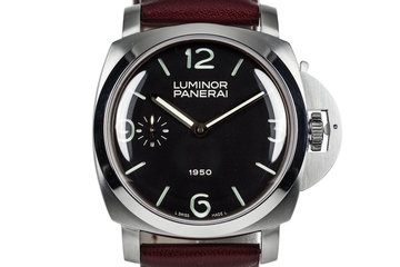 Panerai Luminor 1950 PAM00127 with Box and Papers photo