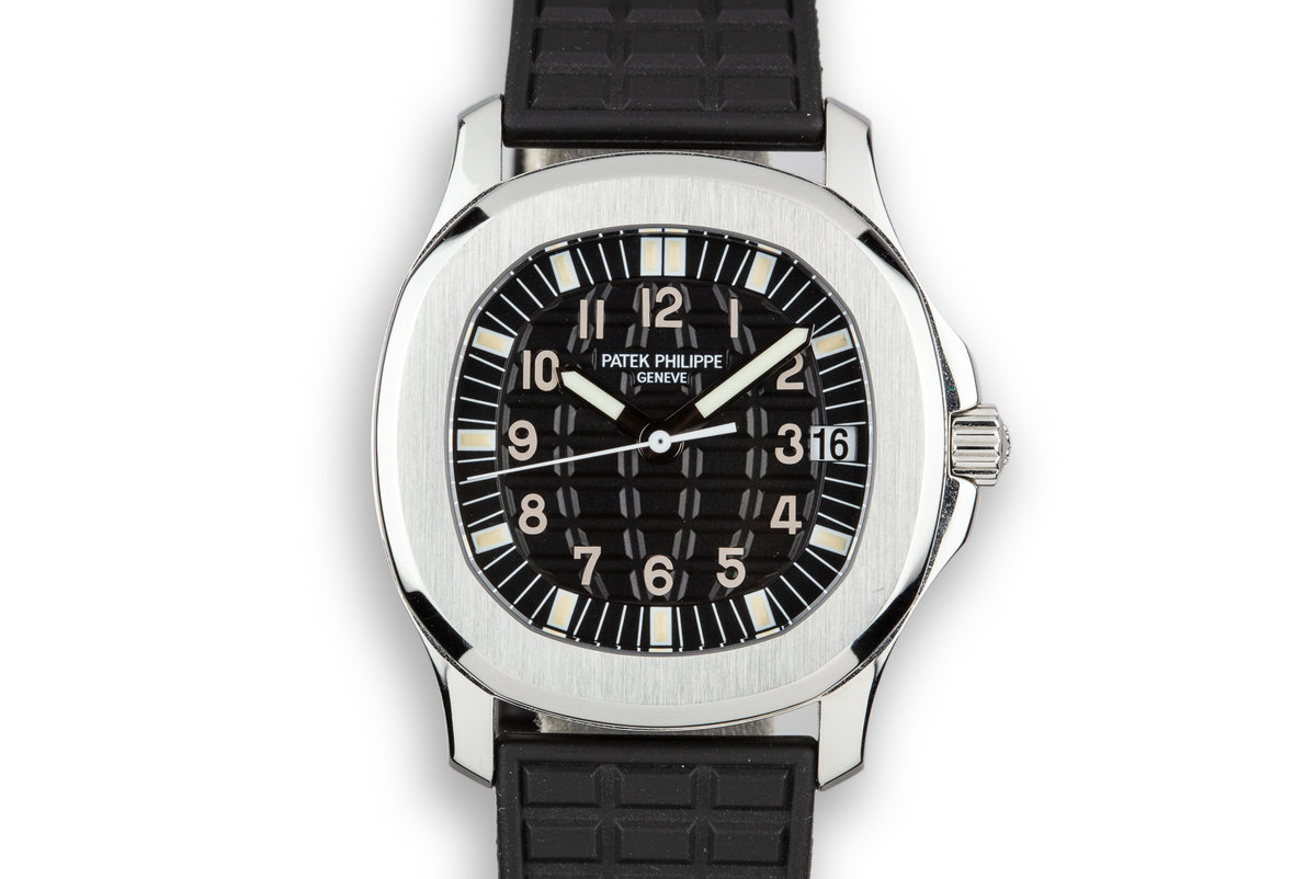 Patek Philippe 36mm Aquanaut 5066A-001 photo, #0