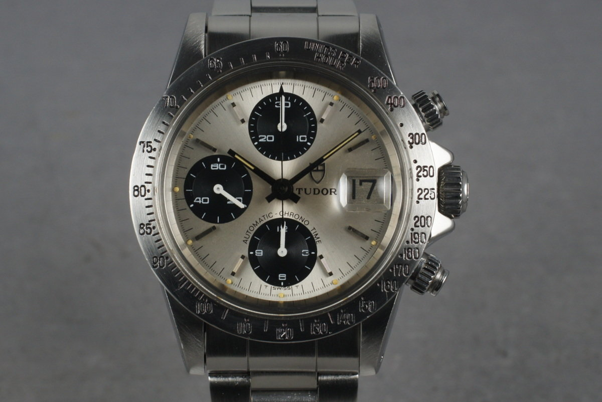 1981 Tudor Chronograph 94300 with Box and Papers photo, #0