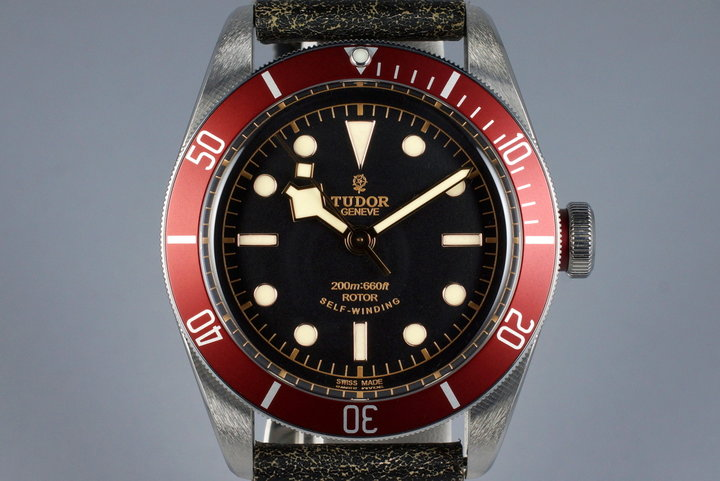 2013 Tudor Black Bay 79220R with Box and Papers photo