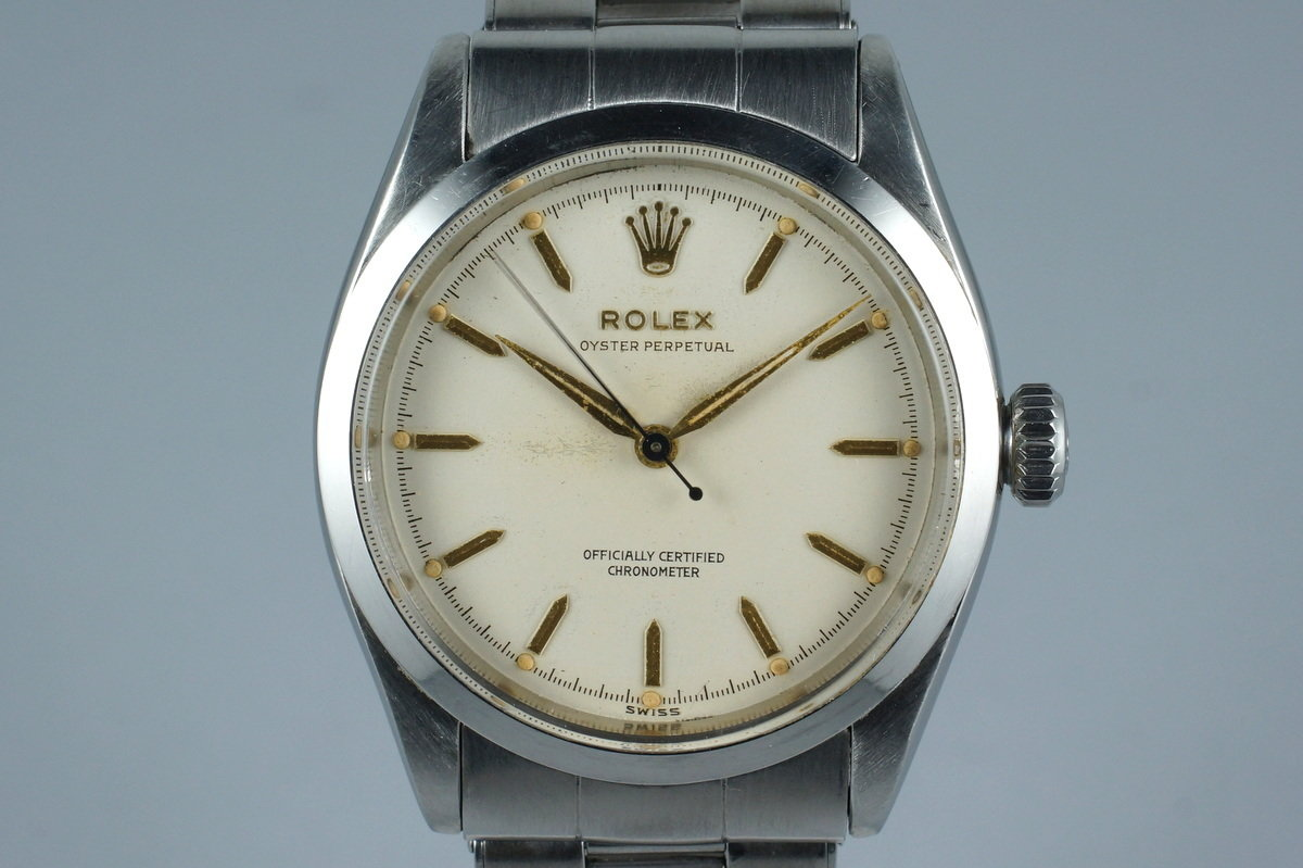 1954 Rolex Oyster Perpetual 6284 photo, #0