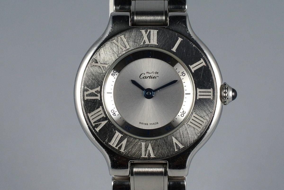 Cartier Must de 21 1340 photo, #0
