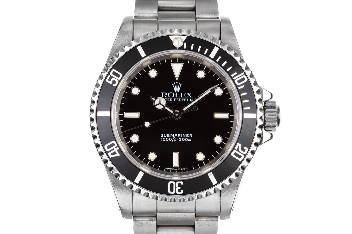 1993 Rolex Submariner 14060 photo, #0