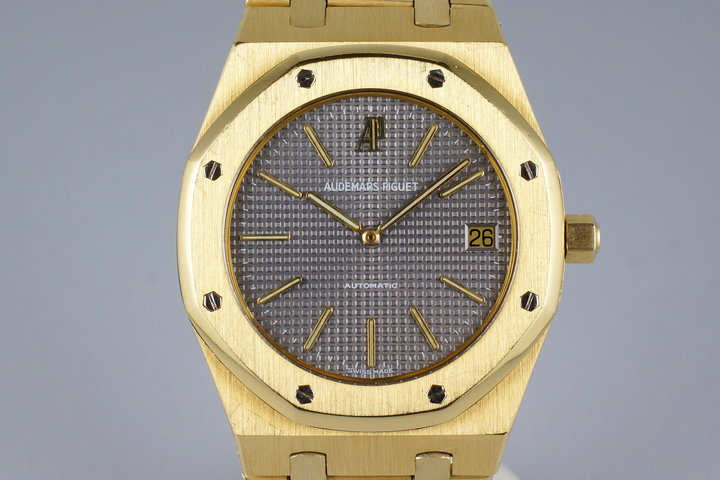 1970's YG Audemars Piguet 5402 Royal Oak photo
