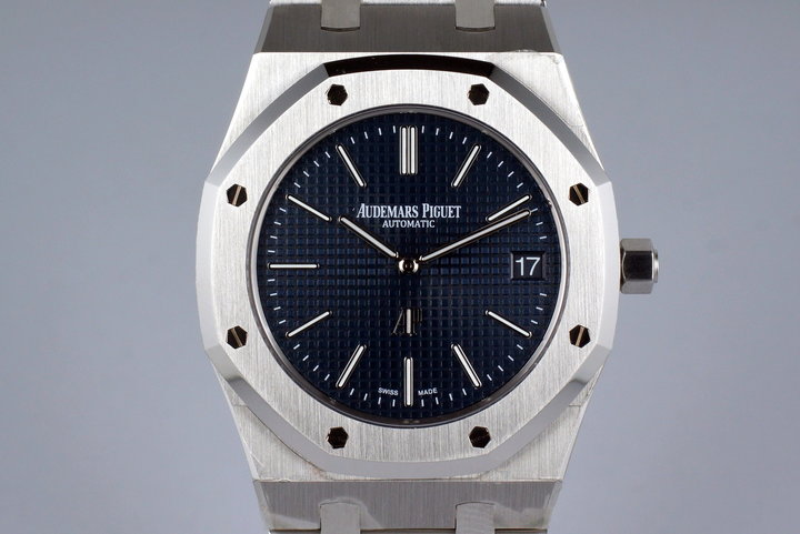2015 Audemars Piguet 15202 Royal Oak with Box and Papers photo