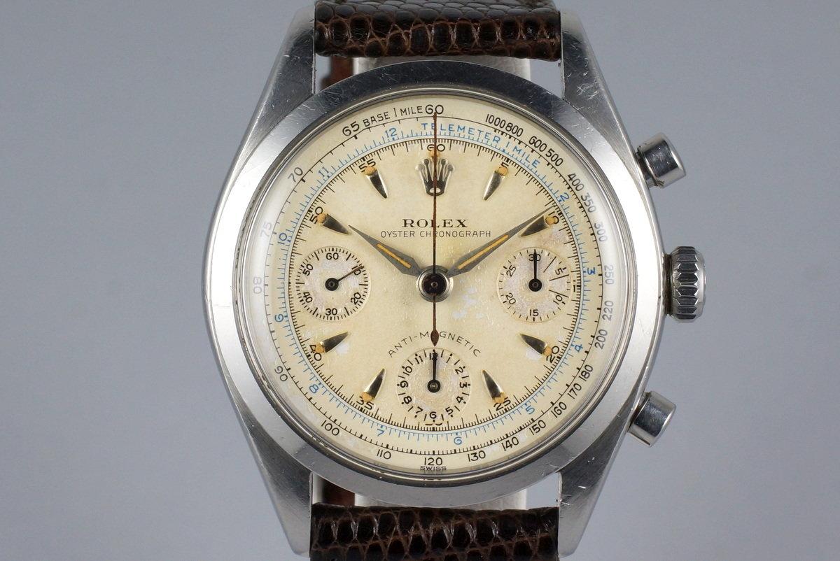 1958 Rolex Chronograph 6234 photo, #0
