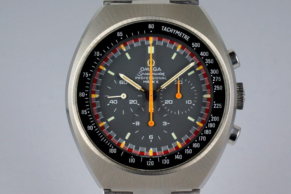 1974 Omega Speedmaster Mark II 145.014 Racing Dial photo, #0