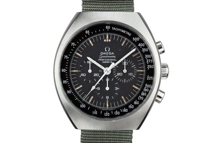1970 Omega Speedmaster Mark II 145.014 Calibre 861 photo