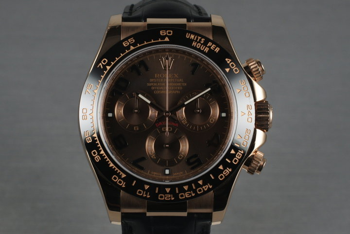 2013 Rolex Rose Gold Daytona 116515LN photo