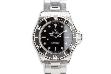 2003 Rolex 14060M Submariner photo