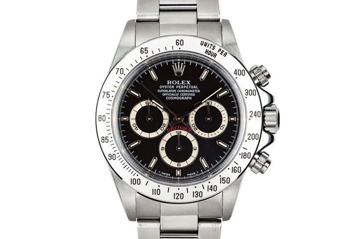 1997 Rolex Daytona 16520 Black Dial with Box and Papers photo