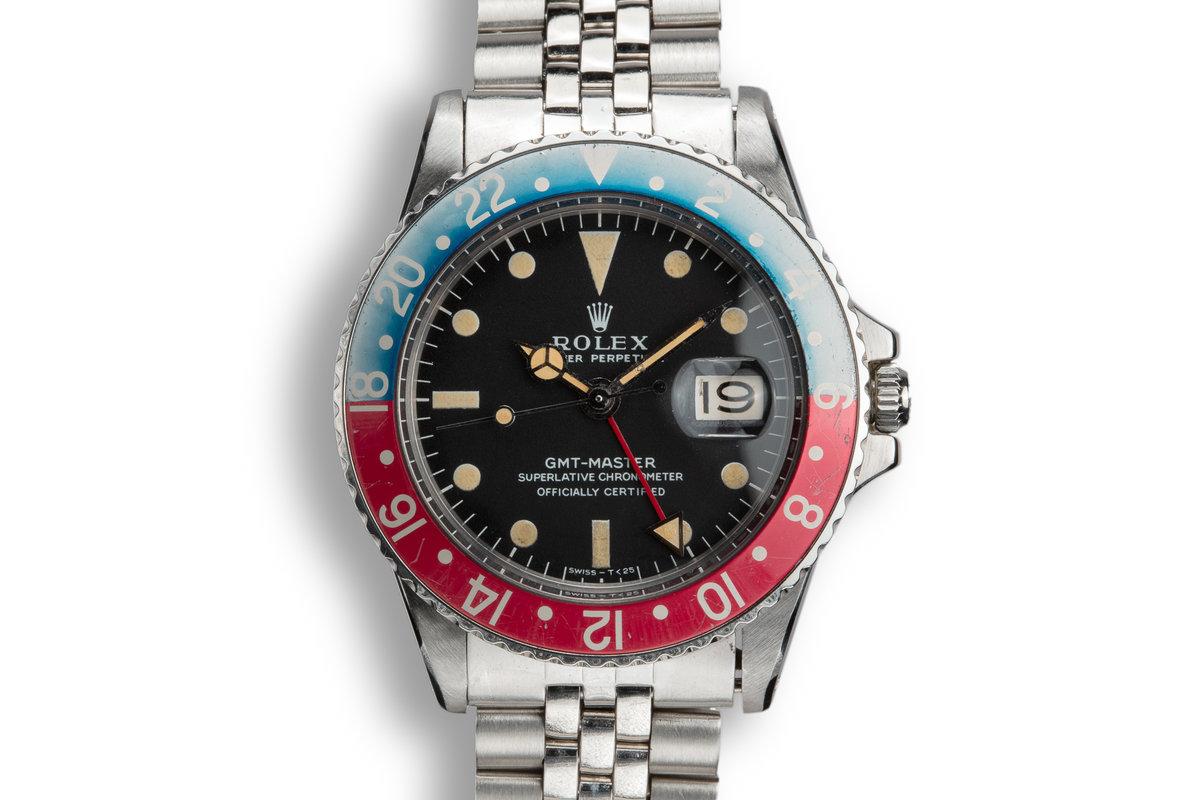 1967 Rolex GMT-Master 1675 photo, #0
