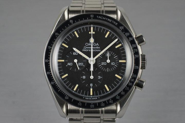 1984 Omega Speedmaster 145.022 Calibre 861 photo