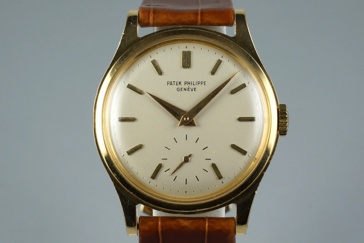 Vintage 18K YG Patek Philippe 2509 photo, #0