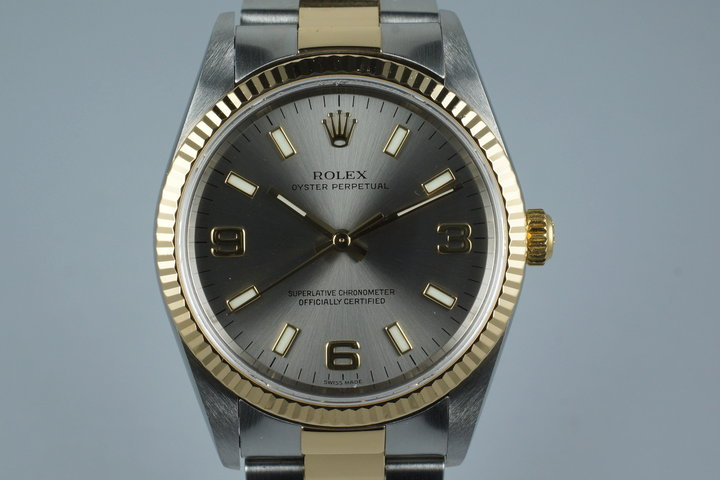 2005 Rolex Oyster Perpetual 14233M photo