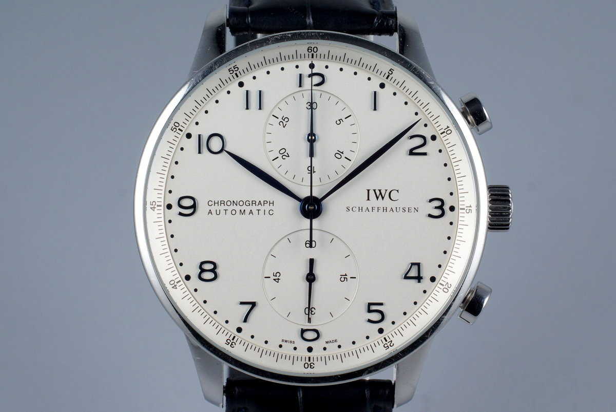IWC Portuguese IW371417 with Box and Papers photo, #0