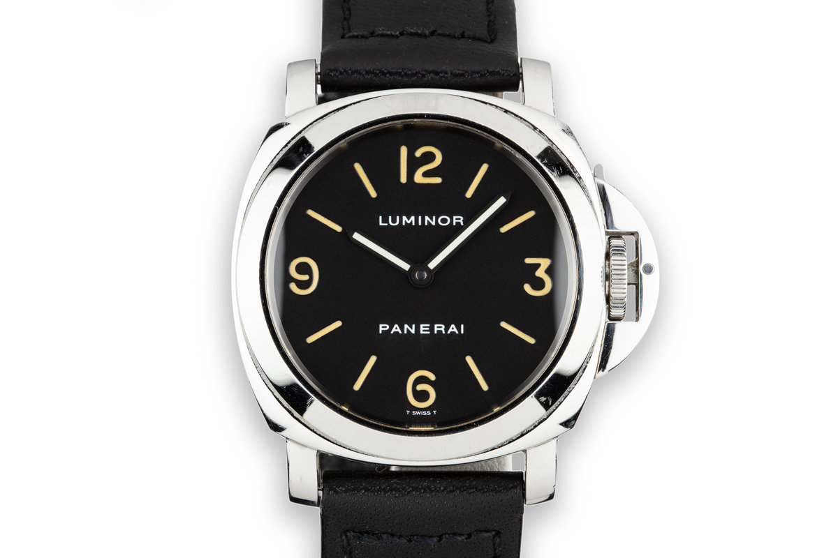 Panerai Luminor Marina 2A Series with Tritium Dial photo, #0