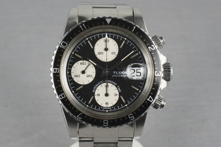 Tudor Chronograph Big Block 79170 photo