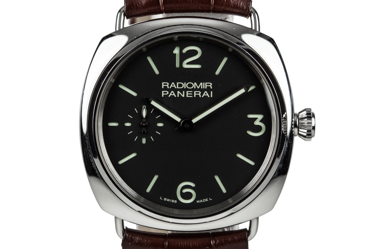 Panerai Radiomir PAM 337 with Box and Papers photo, #0