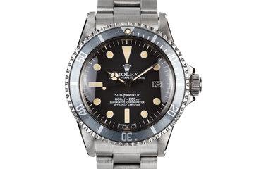 1973 Rolex Submariner 1680 photo