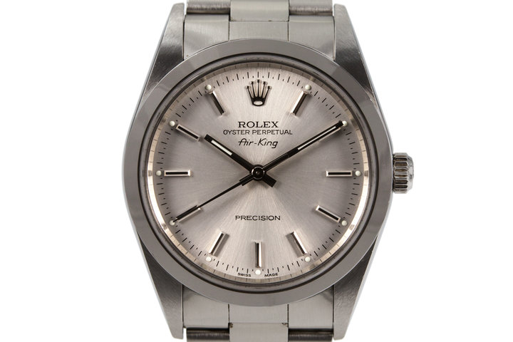 1999 Rolex Air-King 14000 photo