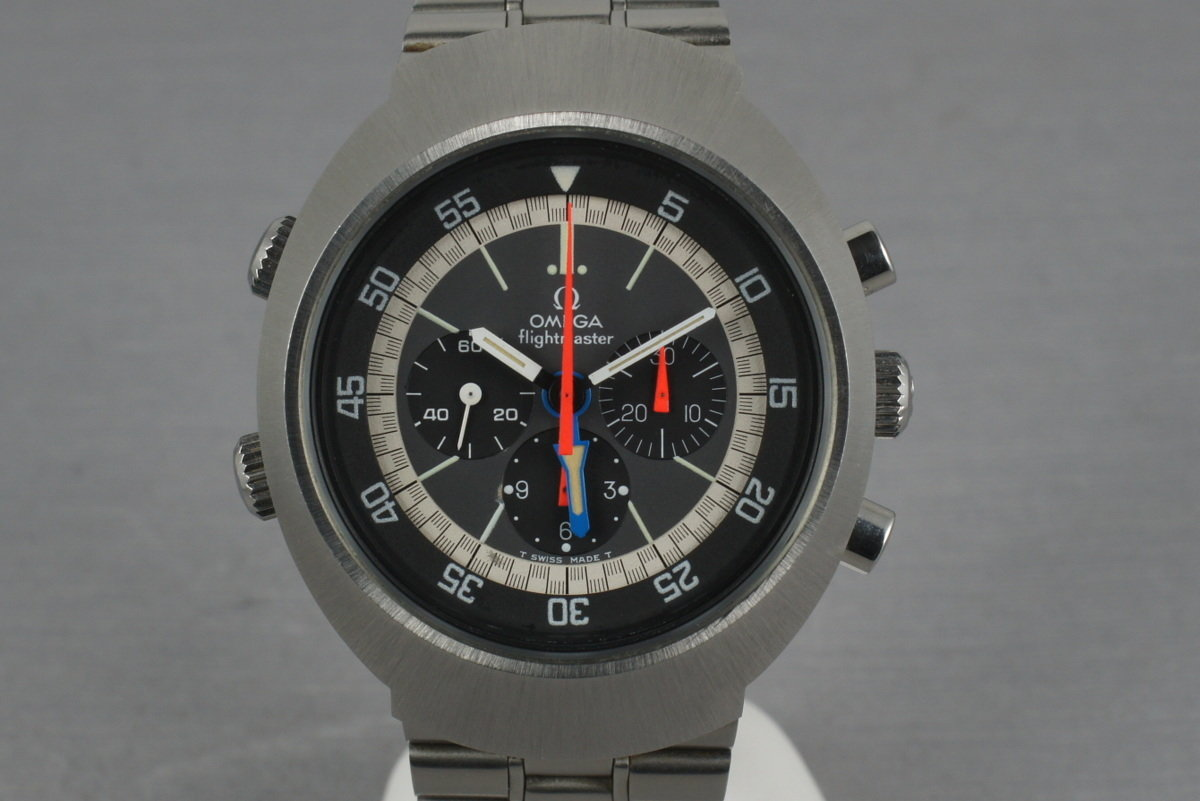 Omega Flightmaster C. 911 with Box and Papers photo, #0
