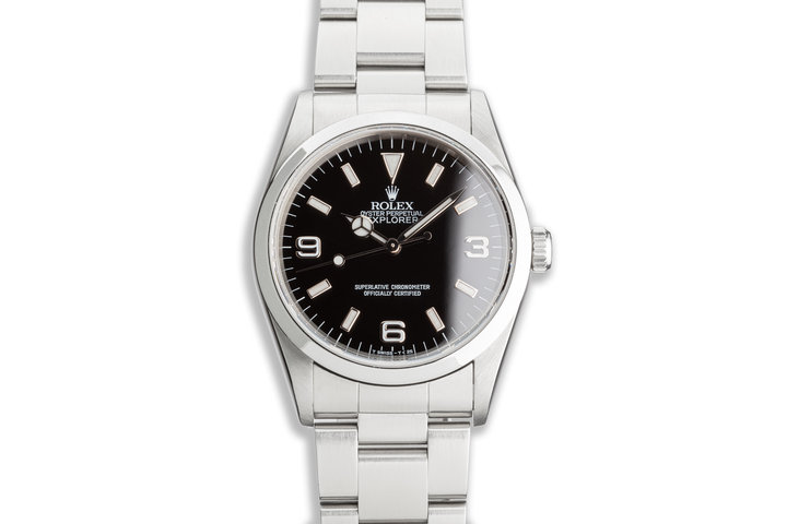 1996 Rolex Explorer 14270 photo