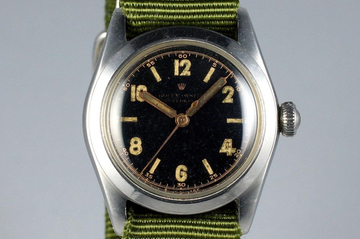 1943 Rolex Speedking 4220 photo, #0