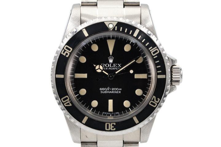 1977 Rolex Submariner 5513 photo