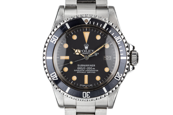 1977 Rolex Submariner 1680 photo