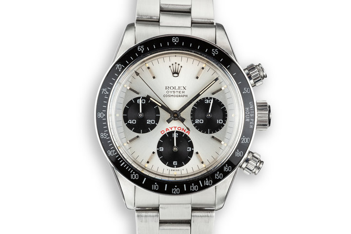 "1979 Rolex Daytona 6263 ""Big Red"" Dial photo"