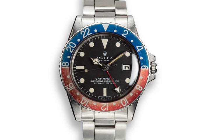 1971 Rolex GMT-Master 1675 photo