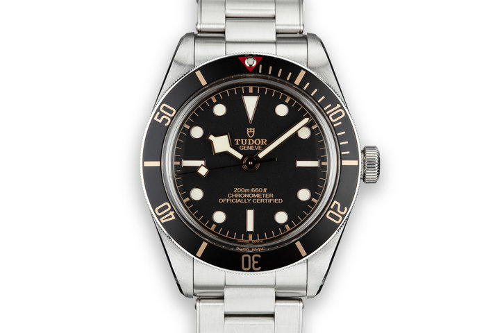 2018 Tudor Black Bay Fifty-Eight with Box and Papers photo