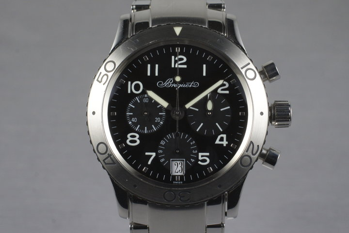 2006 Breguet Chronograph 3820 photo