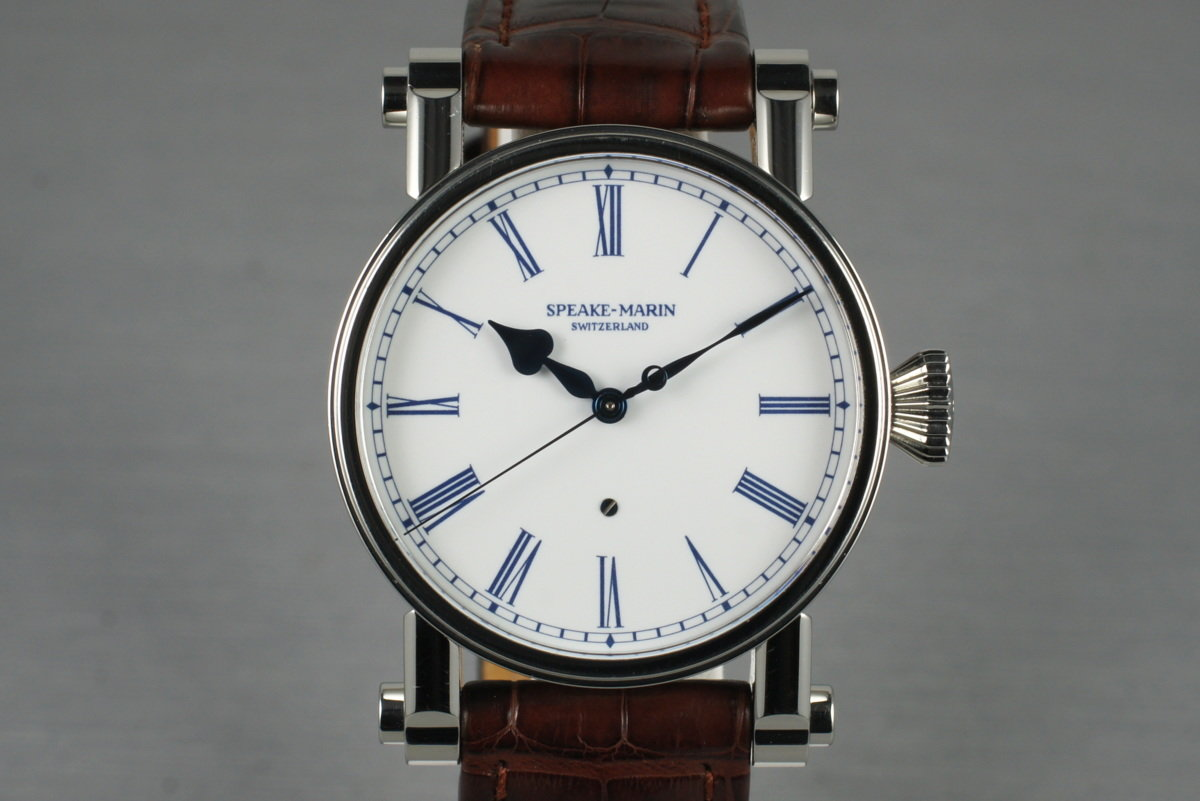 2012 Speake-Marin Resilience with Box and Papers photo, #0