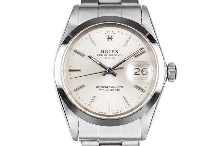 1964 Rolex Date 1500 photo