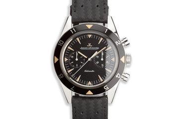 Jaeger-LeCoultre Deep Sea Chronograph Q207857J Box & Booklets photo