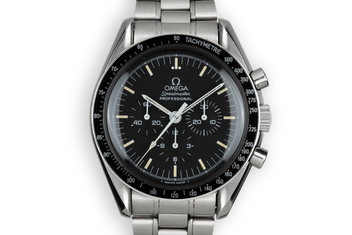 1995 Omega Speedmaster Professional 3592.50 with Box and Papers photo, #0
