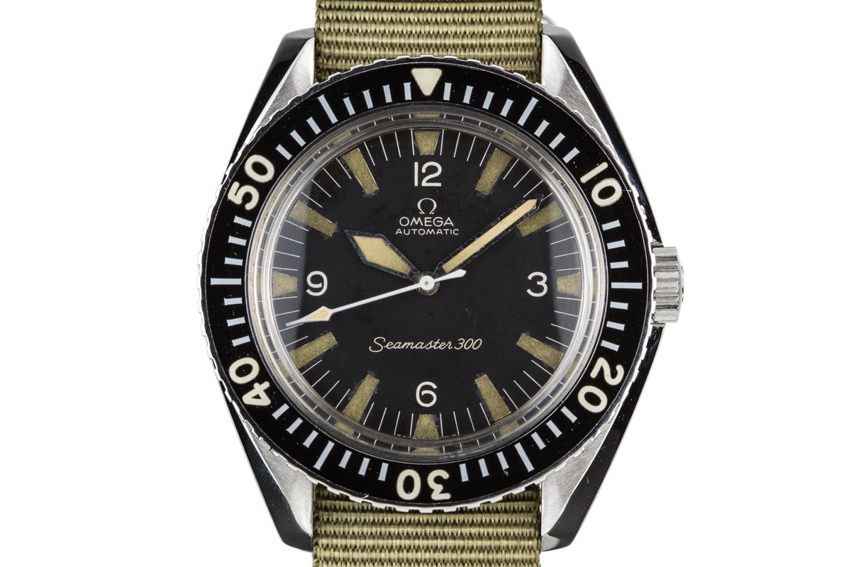 1968 Omega Seamaster 300 ST165.024 photo, #0