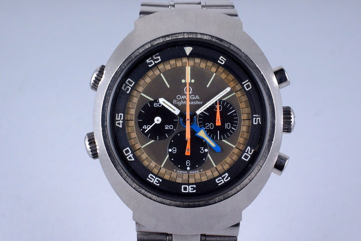 1970 Omega 911 145.036 Tropical Dial photo