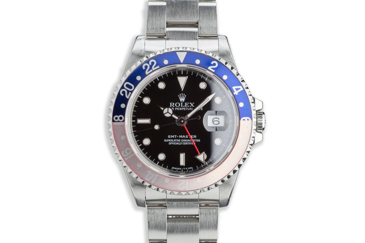 1991 Rolex GMT-Master 16700 photo, #0