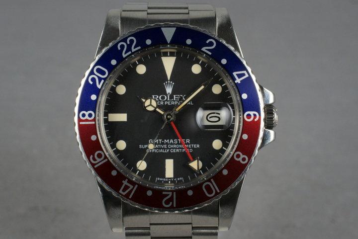1983 Rolex GMT-Master 16750 photo