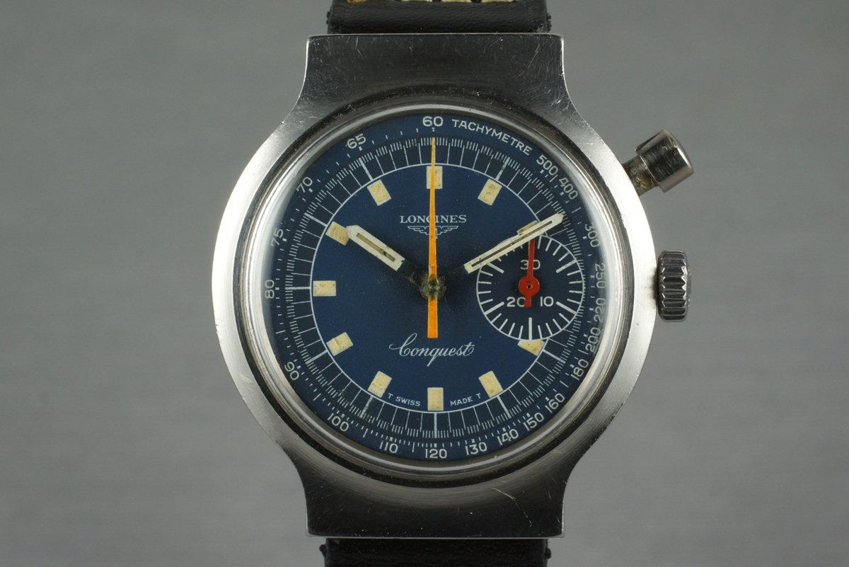 1972 Longines Conquest 8614 1 Munich Edition photo, #0