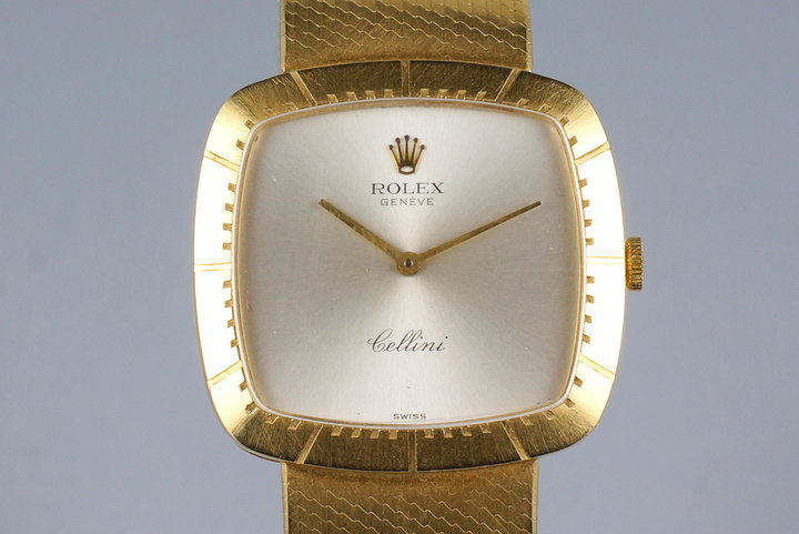 1975 Rolex YG Cellini 4320 photo