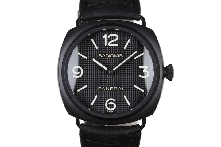 2017 Panerai Radiomir PAM0643 with Box and Papers photo