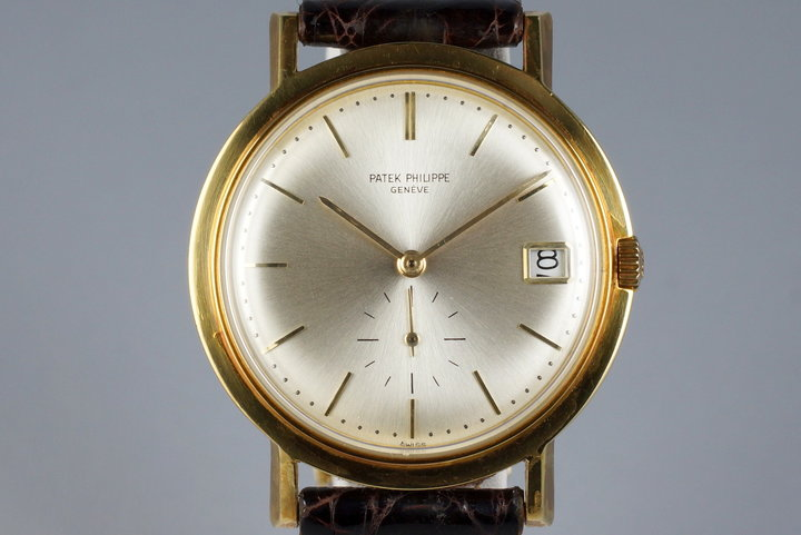1967 YG Patek Philippe Calatrava 3514J photo