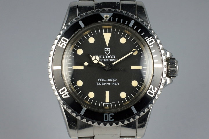 1973 Tudor Submariner 7016/0 photo