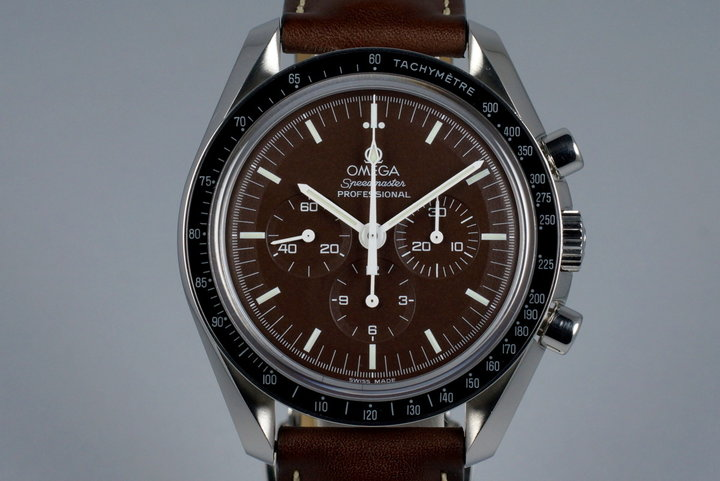 2014 Omega Speedmaster Moonwatch 311.30.42.30.13.001 with Box and Papers photo