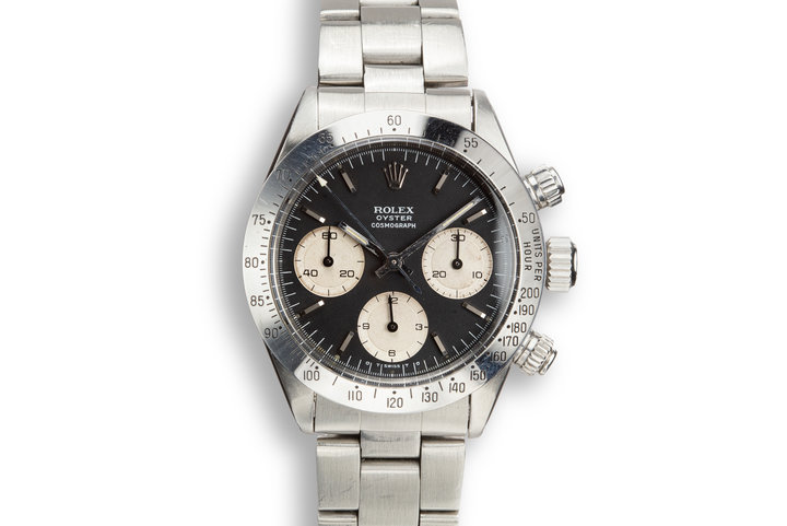 1976 Rolex Daytona 6265 Black Dial photo