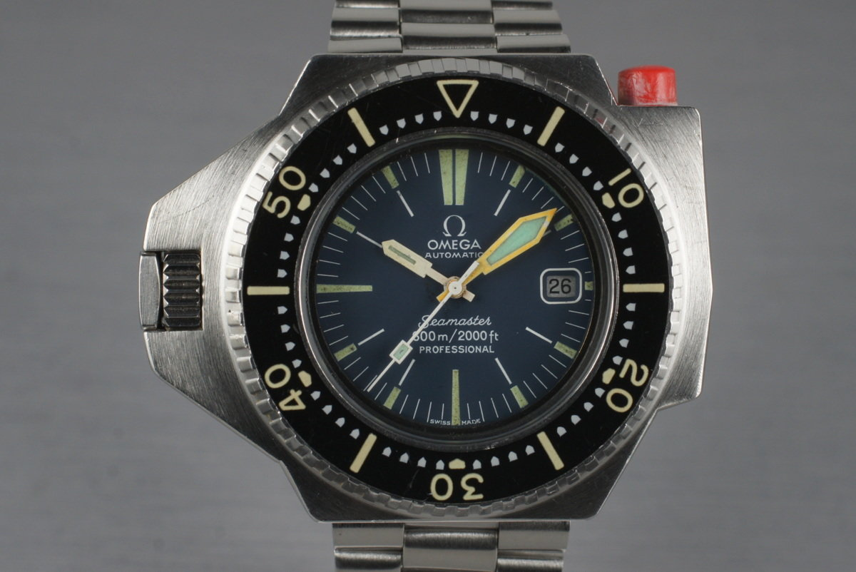 Omega Seamaster Professional 166.077 PloProf photo, #0